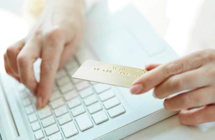 payment with card
